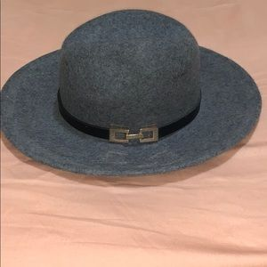 bebe Accessories - Bebe wool fedora